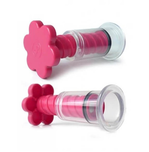 Pink Nipple Suckers