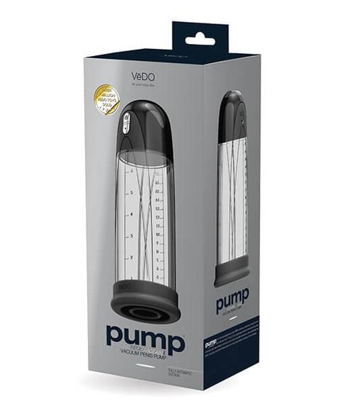 VeDO Rechargeable Vacuum Penis Pump