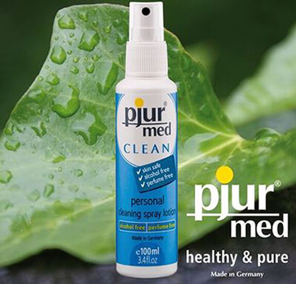 Pjur Med Clean Toy & Body Spray