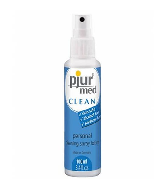 Pjur Antibacterial Toy Spray