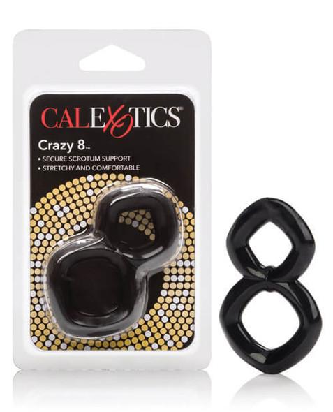 Crazy 8 Enhancer Double Cock Ring