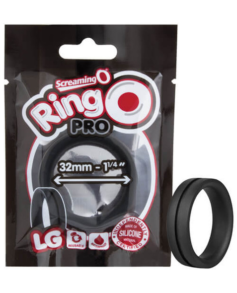 Screaming O RingO Pro Big Silicone Erection Rings - Large
