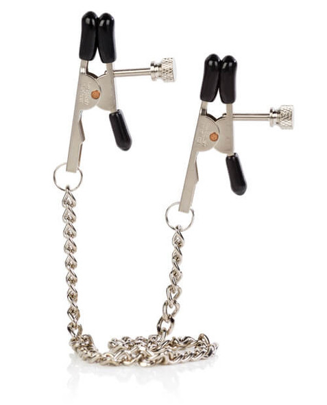 Nipple Play Bull Nose Clamps