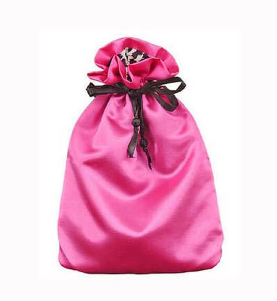 Sugar Sak Anti-Bacterial Toy Bag - Pink