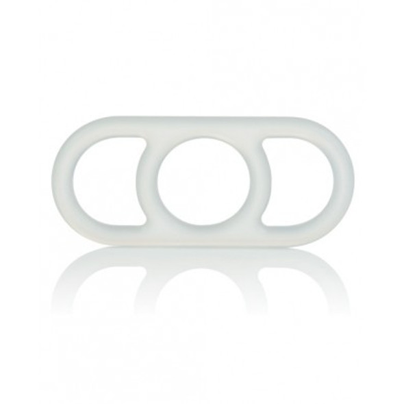 Dr.Joel's Pump Erection Enhancer - Clear C-Ring