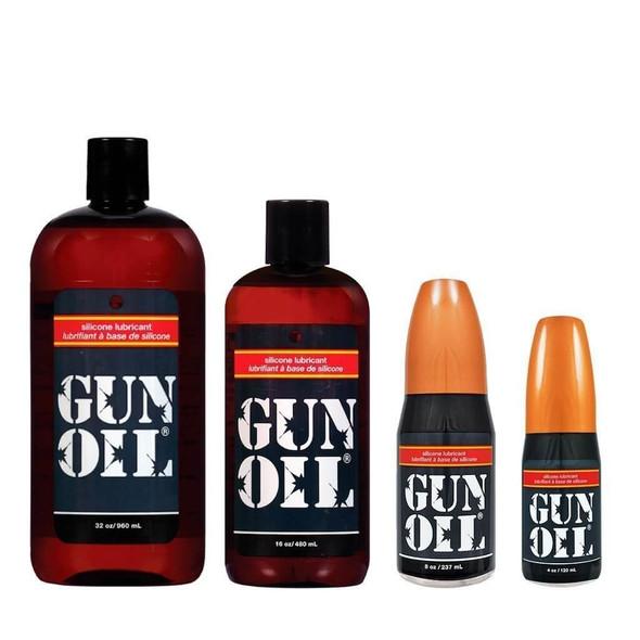 Gun Oil Original Silicone Lubricant