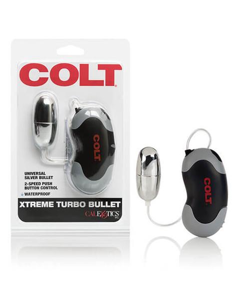 Colt Xtreme Waterproof Turbo Bullet Vibrator from CalExotics