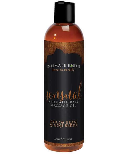 Cocoa Bean & Gogi Berry Massage Oil