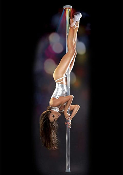 Fetish Fantasy Series Fantasy Dance Pole - You need your own home stripper pole!