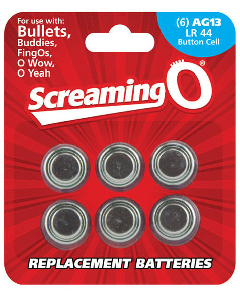 Screaming O Replacement Batteries (AG13)