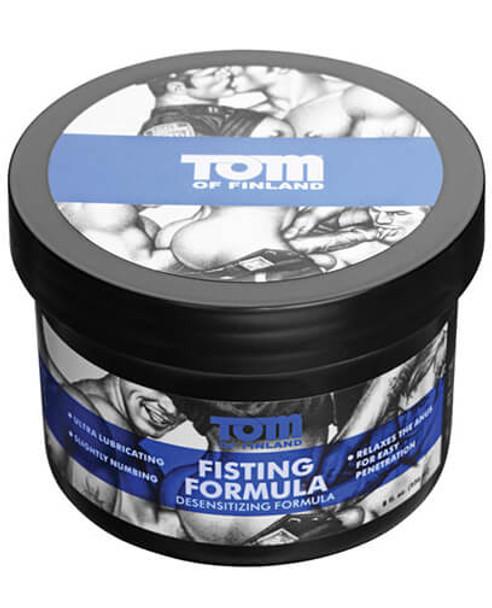 Tom of Finland Toys Desensitizing Fisting Cream