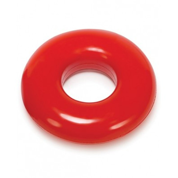 Red Oxballs Donut-2 Cock Ring