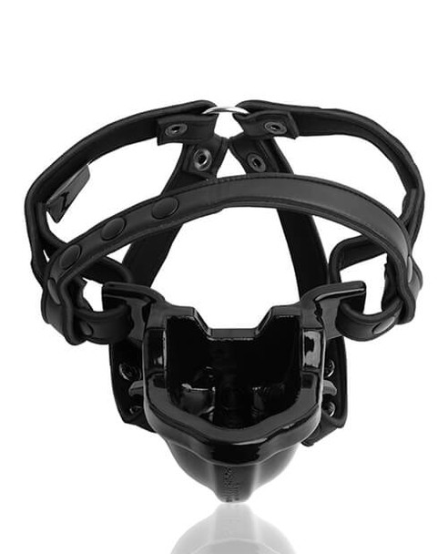 Oxballs Watersport Strap-On Gag - Black
