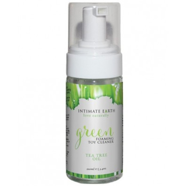 Intimate Earth Foaming Toy Cleaner With Tea Tree