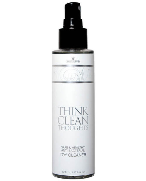 Think Clean Thoughts Antibacterial Toy Spray