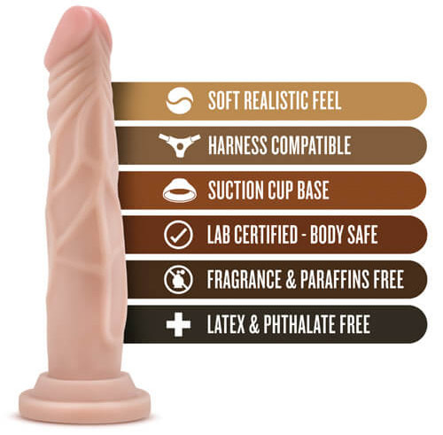 Blush Willy Realistic Dildos