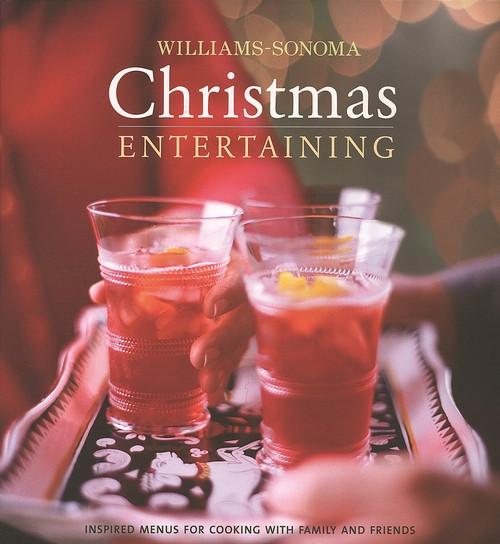 Williams Sonoma Christmas Catalog.Williams Sonoma Christmas Entertaining Hardcover