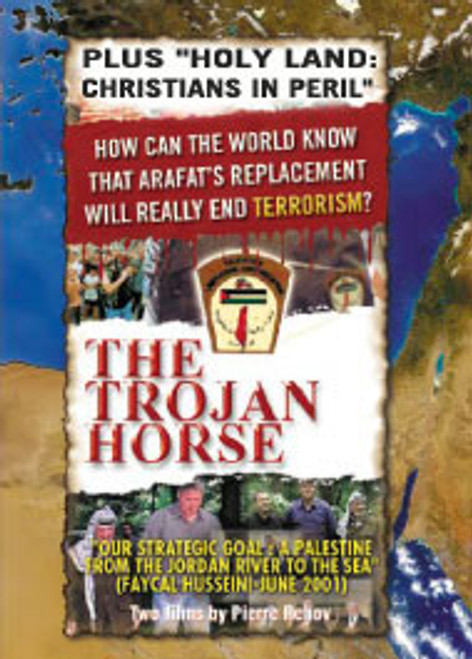 HOLY LAND: Christians in Peril/Trojan Horse (DVD)
