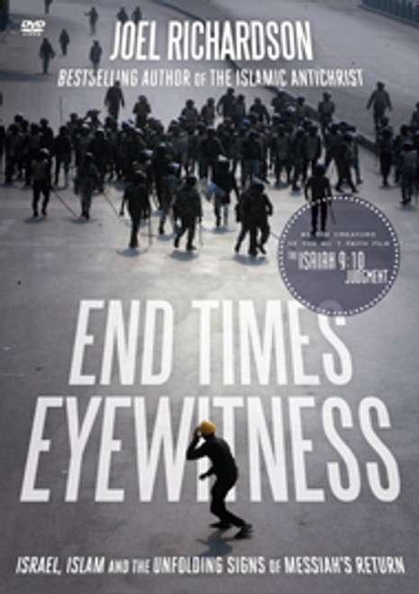 End Times Eyewitness Cover