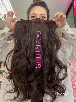 H005/233 curls hair extensions