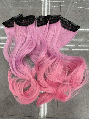 Pink x 5