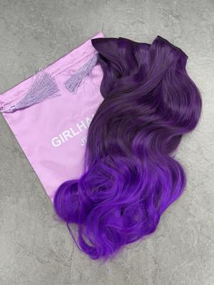purple x 5