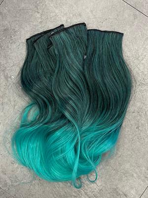 Green x 5