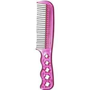 Pink Wig Comb
