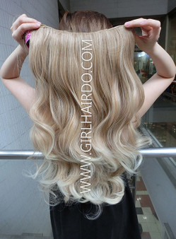 H005/27613 MIXED BLONDE