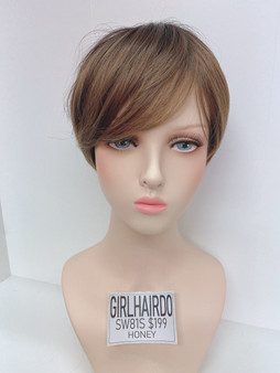 GIRL HAIRDO SW81S HONEY SHORT WIG