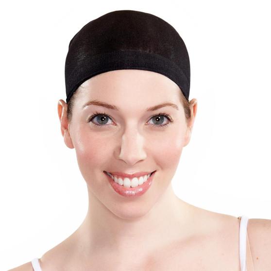 STOCKING CAP BLACK x2