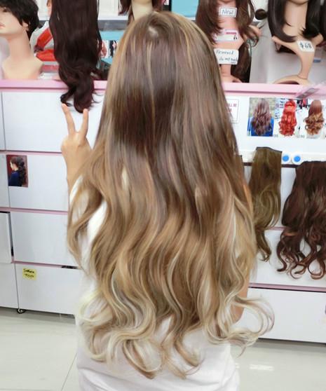 H005/10H613C HAIR EXTENSIONS