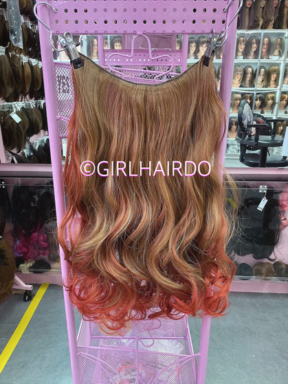 Stylish hair extensions
