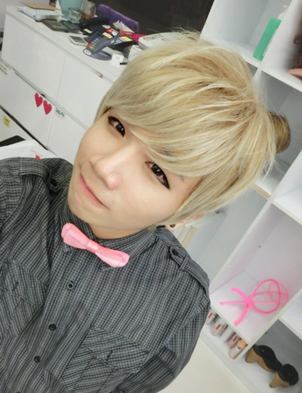 #3807 guy wig ( various colours )