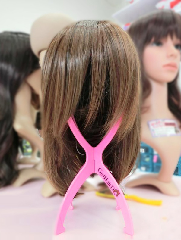Branded Wig Stand