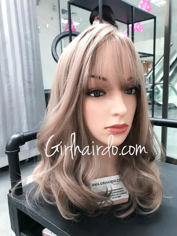 POPULAR! Back by demand #1659 rose gold wig