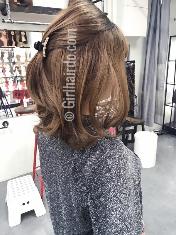 #6116 New skin wig