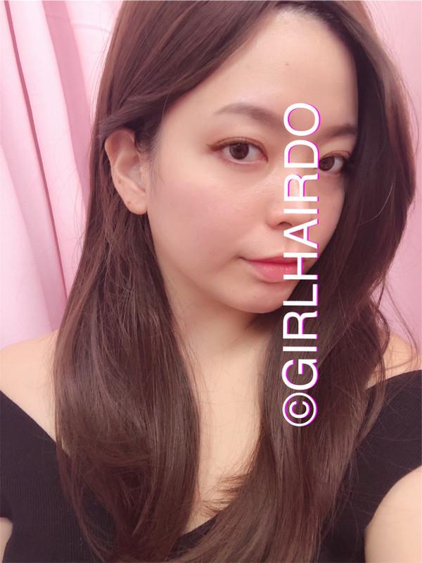 SW1833ML MOCHA BROWN JAPAN SKIN WIG