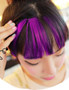 HUMAN HAIR CLIP IN HIGHLIGHTS. MANY COLOURS.