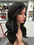 Long fringe sexy thick curls wig *new arrivals