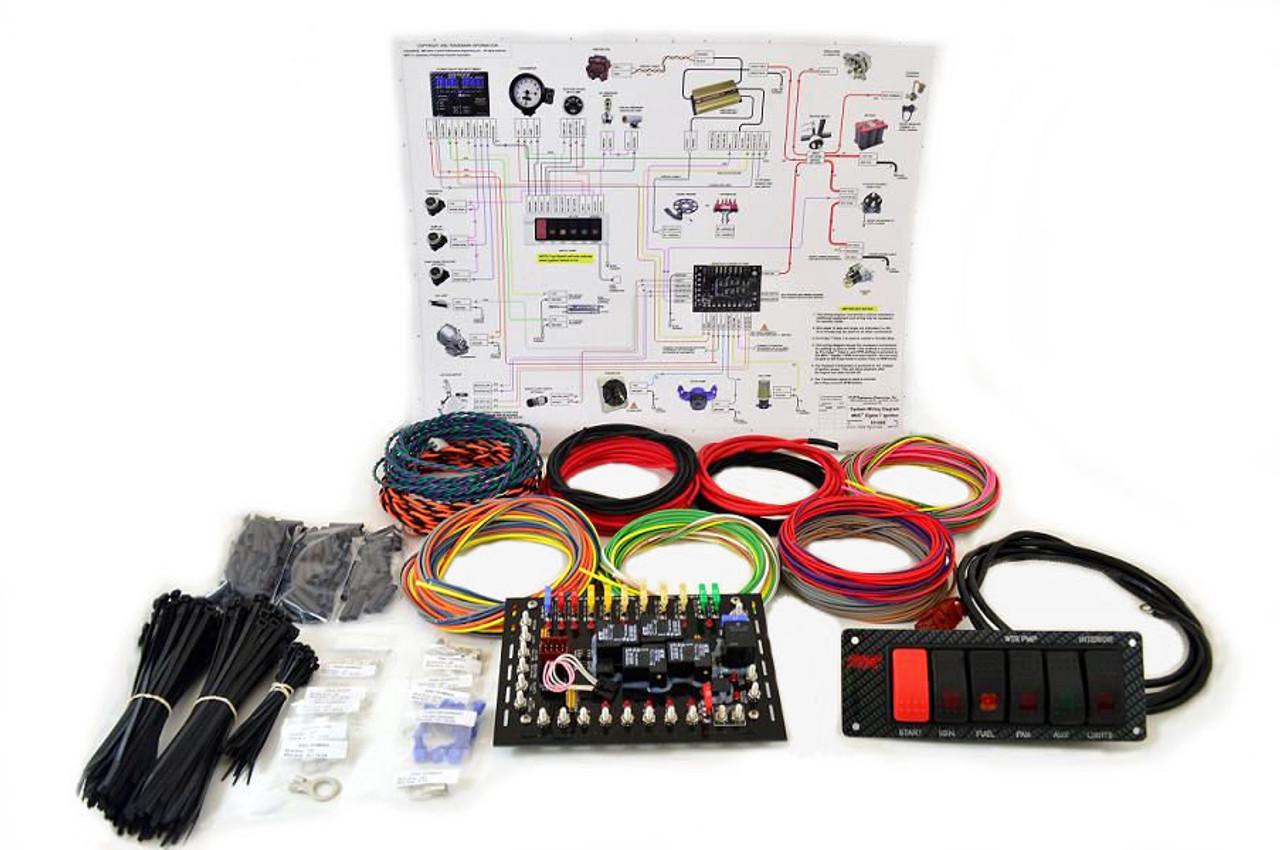 K&R Super Duty Complete Wiring Kit