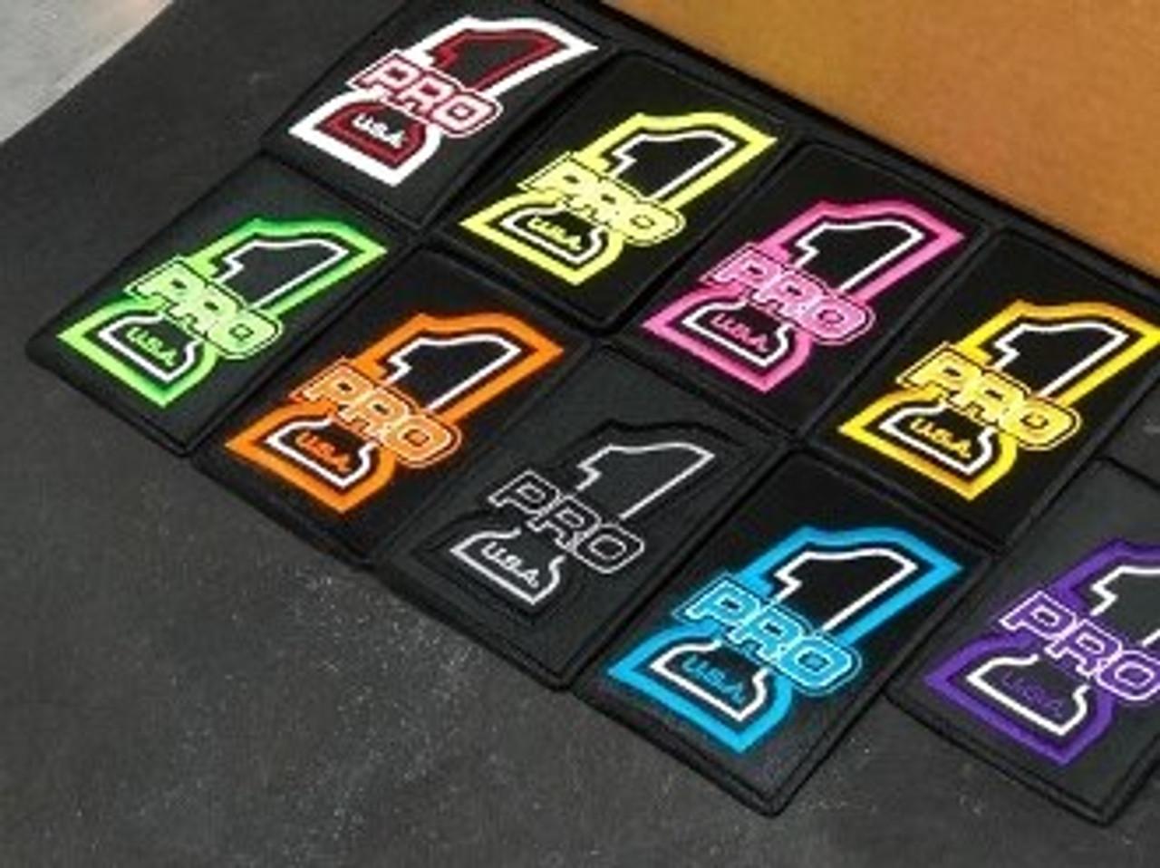 Pro Elite Cam Lock Dragster Safety Harness Seat Belts - Black