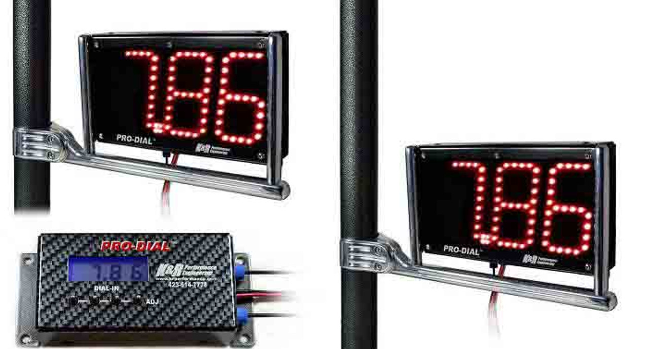 K&R Engineering Twin LED Dial Boards