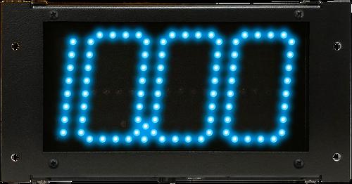 Digital Delay LED Dial Boards