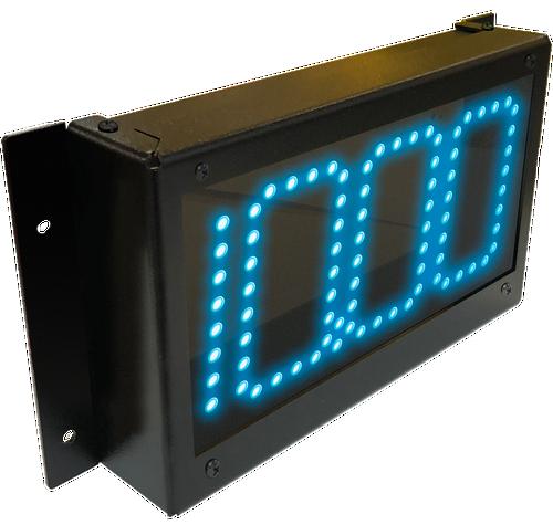 Digital Delay Black DualView Display LED Dial Board