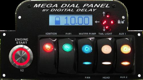Digital Delay Elite Mega PanelDead On Racing Products