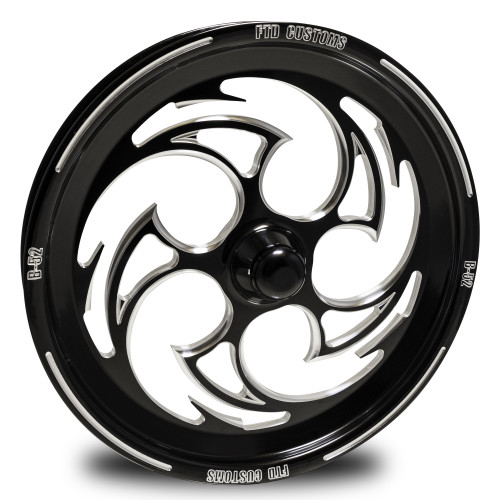 FTD Customs B-52 Dragster Spindle Mount Wheel
