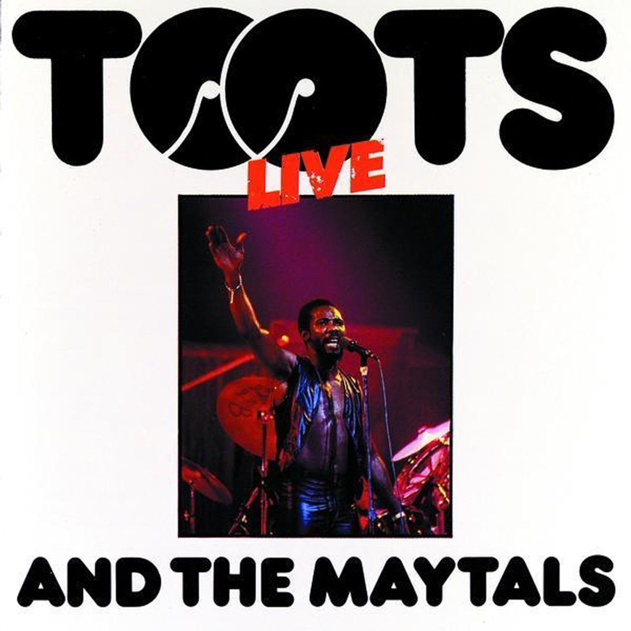 Live (Dvd) - Toots & The Maytals (DVD) - VP Reggae