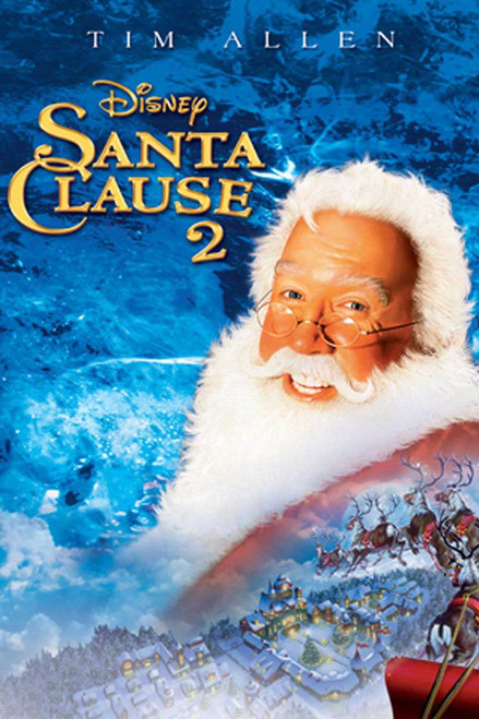 Santa Clause 2 - Tim Allen (DVD)