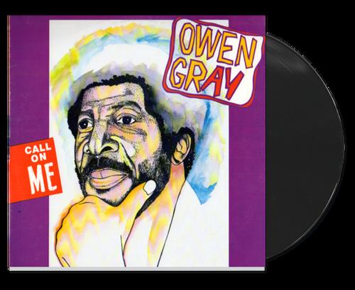 Call On Me - Owen Gray (LP)